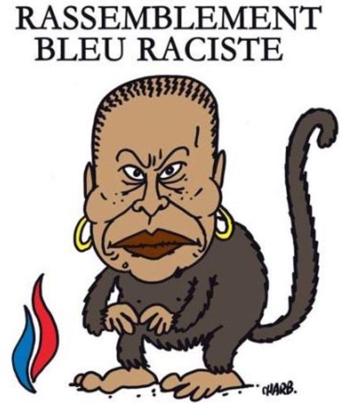Rassemblement Bleu Raciste