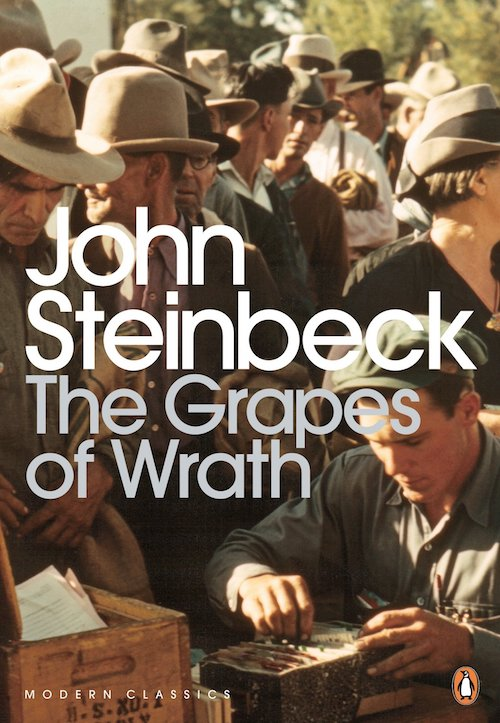 John Steinbeck The Grapes of Wrath 2