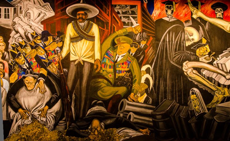 Orozco Epic Hispano-America