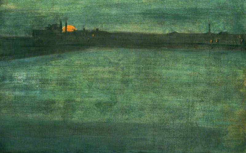 Walter Greaves The Thames