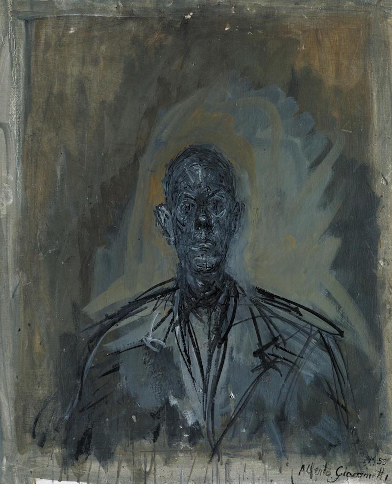 Diego 1959 by Alberto Giacometti 1901-1966