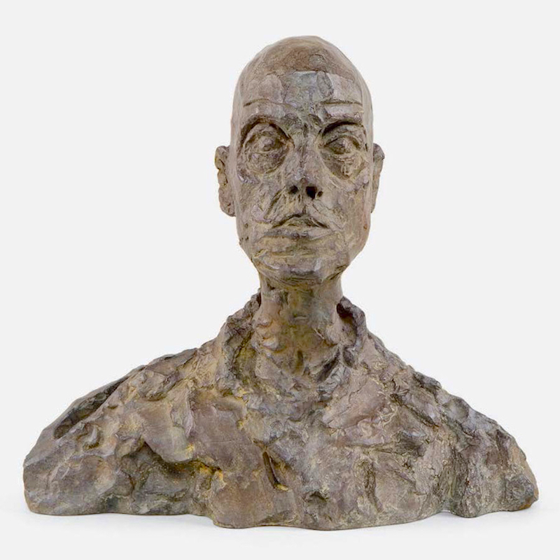Giacometti Head of a Man