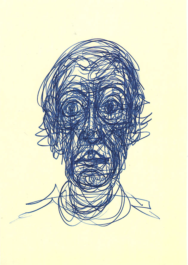 Giacometti Head of Diego