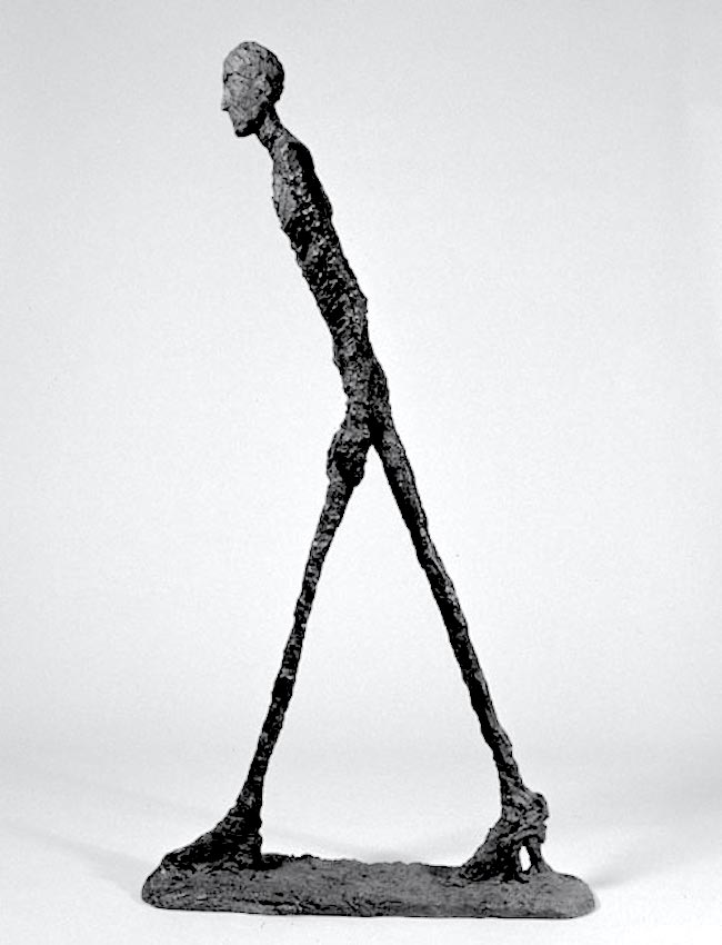 Giacometti Walking Man 1