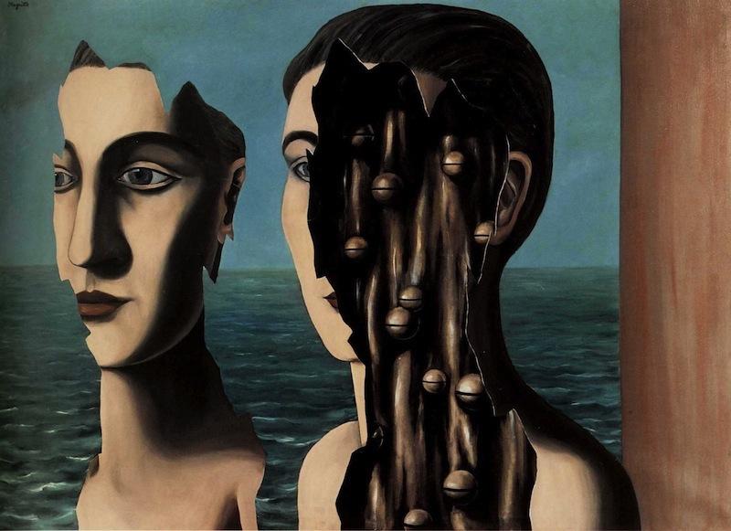 Magritte Double Secret