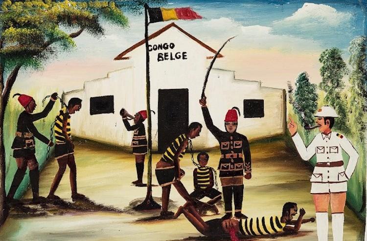 T Kalema Congo Belge II