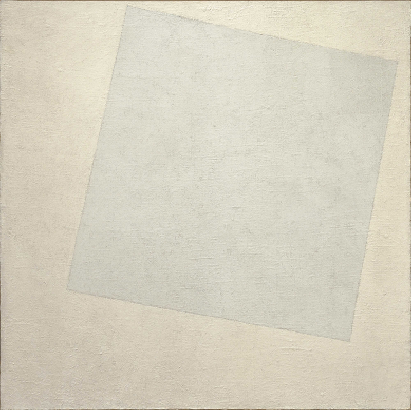 Malevich White on White