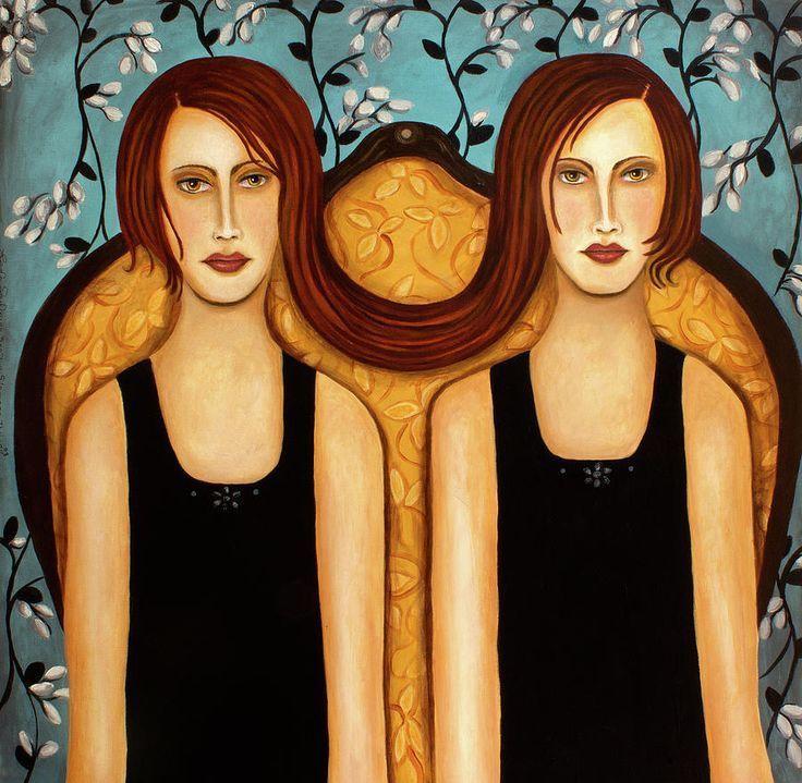 Leah Saulnier Twins