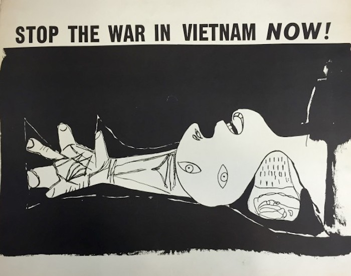 Stop the war in Vietnam now