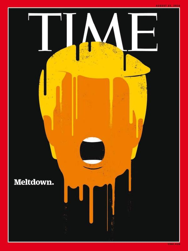 Time Meltdown cover