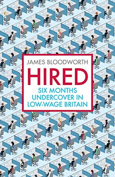 James Bloodworth Hired