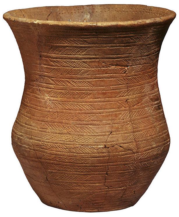 Bell beaker pot