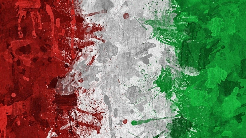 Awesome 42 Italian Flag Wallpapers | Hd Photos B.scb Wp&bg Collection pertaining to Italian Flag Wall Art