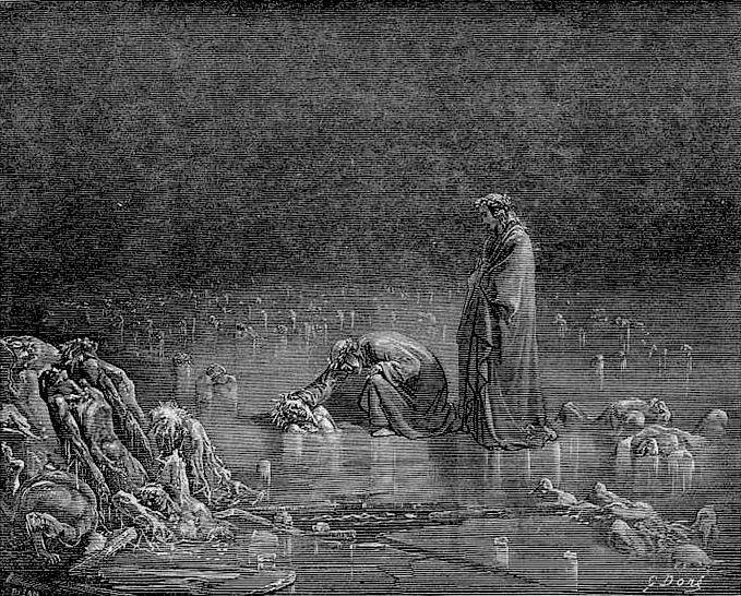 Gustave Dore Traitors