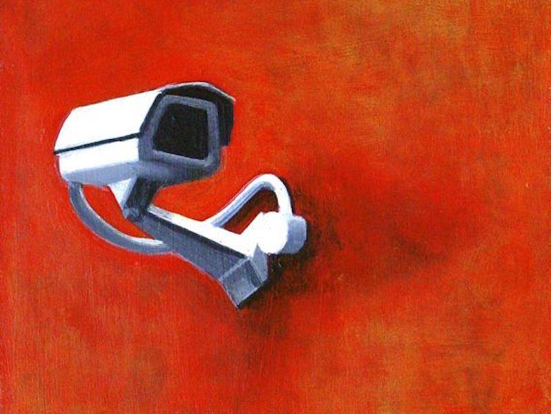 Gerrard Boersma Security Camera 7