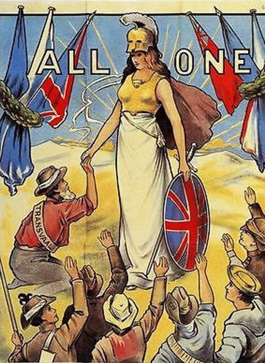 british empire poster