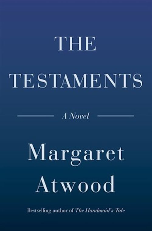 margaret atwood the testaments