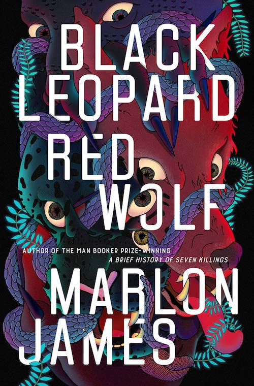 marlon james black leopard red wolf