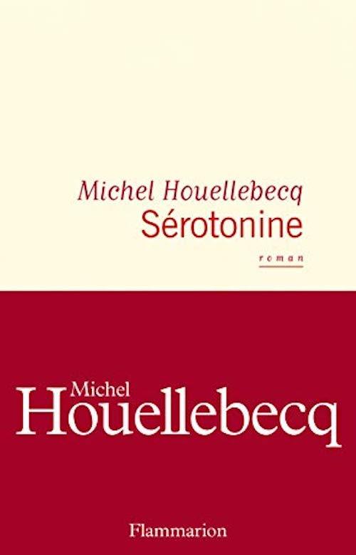 michel houellebecq serotonin