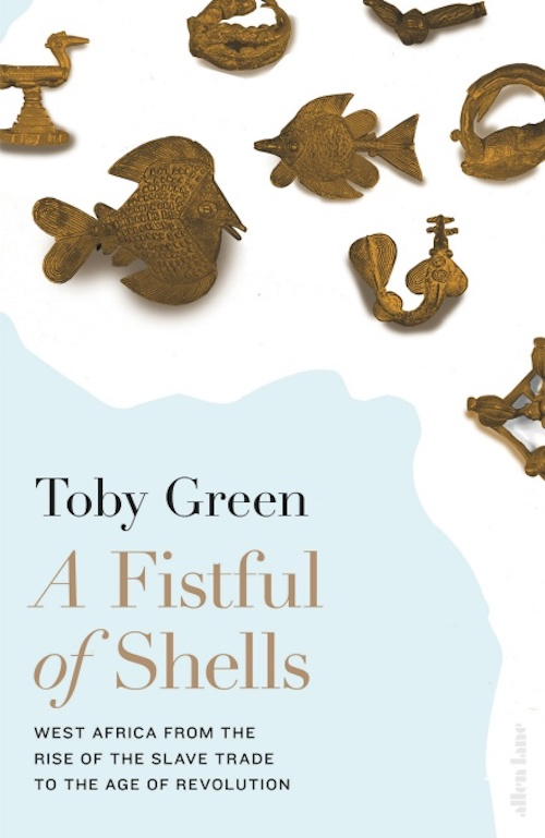 toby green fistful of shells