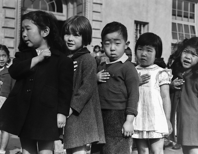 Lange Japanese internment camp 18