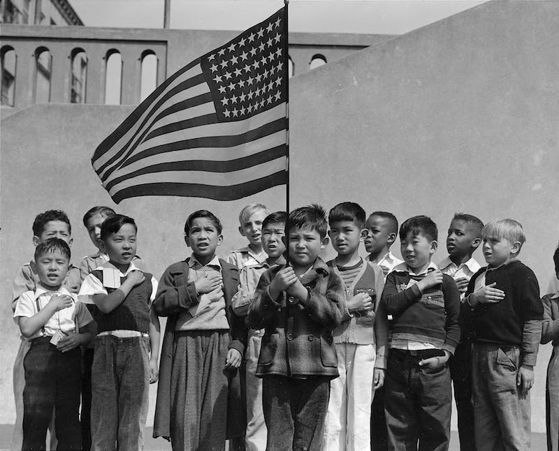 Lange Japanese internment camp 5
