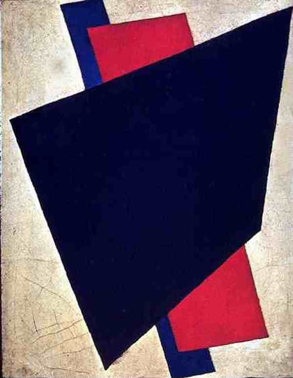 Lyubov Popova Painterly Architectonics