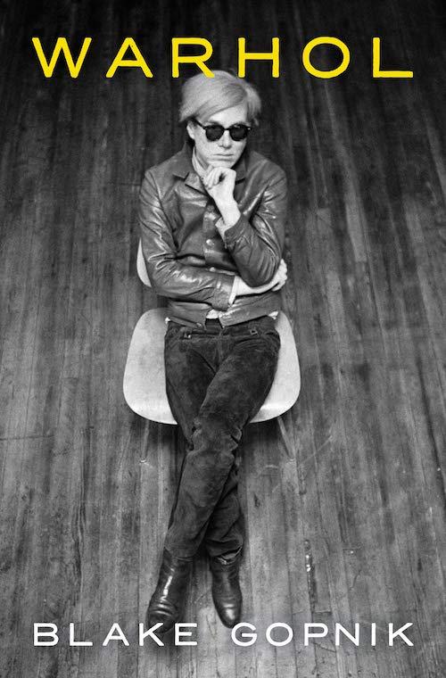 Blake Gopnik Warhol