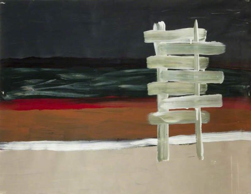 Himid, Lubaina, b.1954; Weave