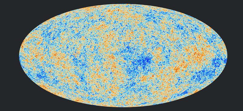 Background cosmic radiation