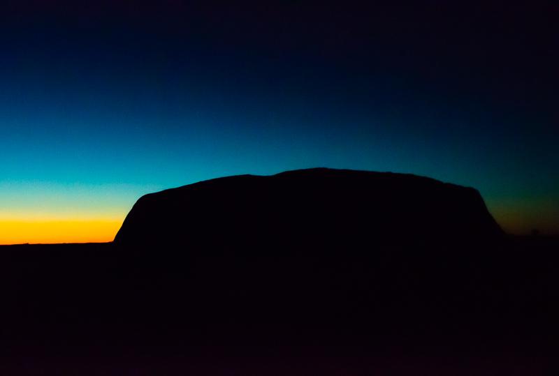 Dawn over Uluru 2017