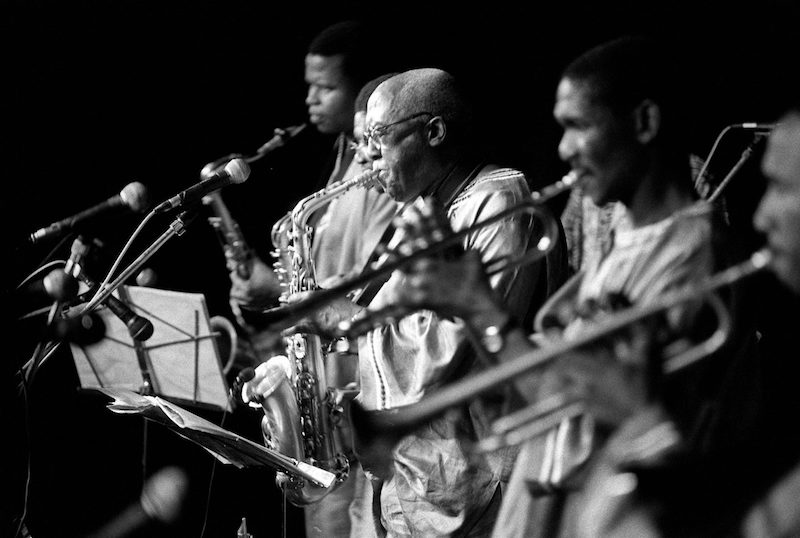 African Jazz Pioneers at The Rainbow, Durban