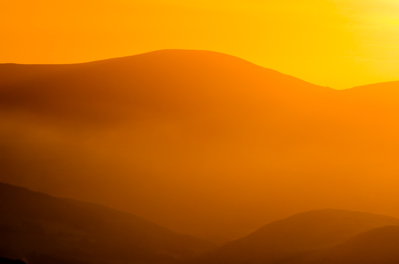Cambrian hills